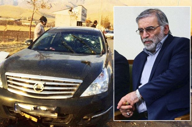 The Assassination of Mohsen Fakhrizadeh