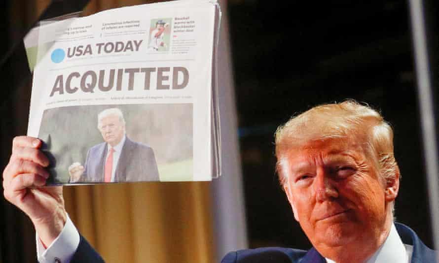 Trump's Acquittal
